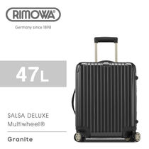 RIMOWA SALSA DELUXE Multiwheel 47L サルサデラックス