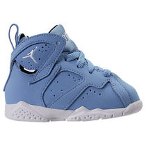 SS17 AIR JORDAN RETRO 7 UNIVERSITY BLUE TD 10-16cm 送料無料