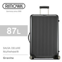 RIMOWA SALSA DELUXE Multiwheel 87L サルサデラックス
