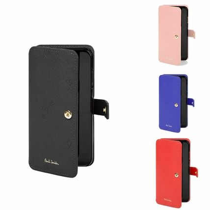 4色 Paul Smith スミシーハート iPhone 6/6s/7 CASE