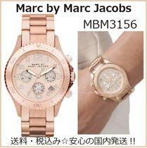 送料税込【Marc by Marc Jacobs】MBM3156 RoseGold☆国内発送
