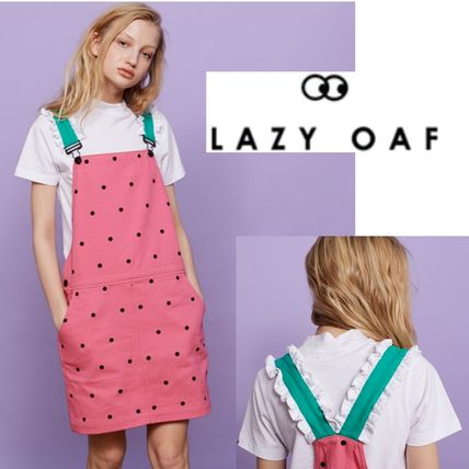*UK発*Lazy Oaf*国内発送*送関込*スイカサロペット