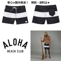 *関税送料込*ALOHA BEACH CLUB*Tucker Trunkブラック