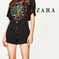 ●ZARA●DENIM SHORTS