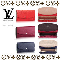 LOUIS VUITTON☆大人気エピ PORTEFEUILLE EMILIE☆2つ折り長財布