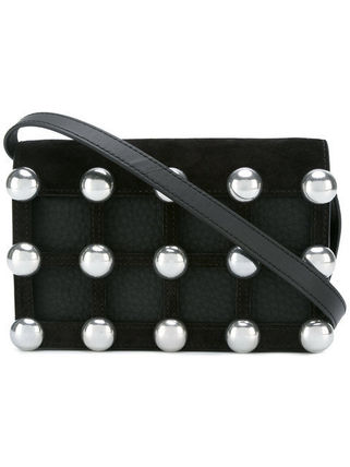 Time limited VIP price Alexander Wang strap with long wallet