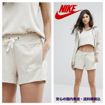 Nike Exclusive To ASOS Gym Classics Shorts In Oatmeal♪