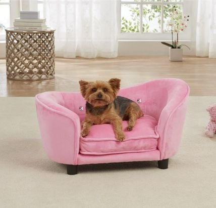 Soft material dog Sofe pet bed cat is OK