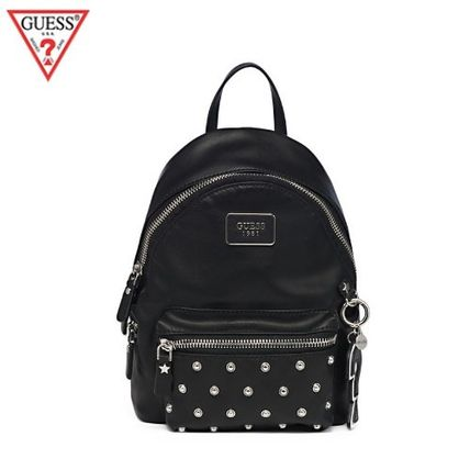 (Guess正規品) Stud Mini Backpack