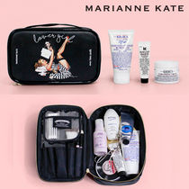 marianne kate★正規品★lover girl pouch(L)-bk