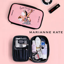 marianne kate★正規品★lover girl pouch(L)-pk