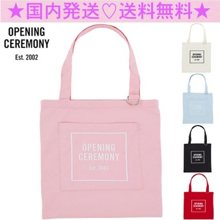 Can be used for OPENING CEREMONY classic tote bag men