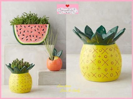 17th SS & Anthro Favorite Fruit Pot