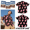 [A PIECE OF CAKE]韓国発 Grape Gummy Hawaiian Shirts_Black