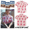 [A PIECE OF CAKE]韓国発 Grape Gummy Hawaiian Shirts_Pink