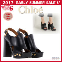 ★関税送料込★国内発 Mischa leather sandals  CHLOE