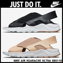 ★韓国の人気★NIKE★NIKE AIR HUARACHE ULTRA 885118★2色