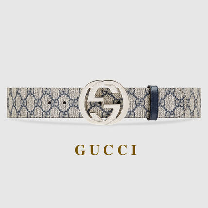 NEW GUCCI GG Supreme belt (G buckle)