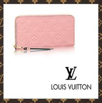 17SS【新作】★LOUIS VUITTON★ZIPPY モノグラム in ピンク♪