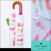 【国内即発可】Kate spade ice print small umbrella 傘 (かさ)