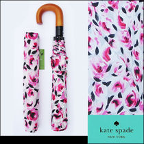 【国内即発可】Kate spade rose garden small umbrella 傘 (かさ