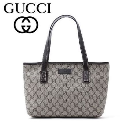 GUCCI トートバッグ 17春夏新作 ☆Gucci☆ GG Supreme Canvas トートバッグ♪