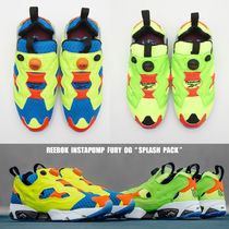 REEBOK★INSTAPUMP FURY OG★SPLASH PACK★兼用★23~28cm★2色