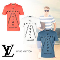 Louis Vuitton(ルイヴィトン)アーカイブ プリントTシャツ3色