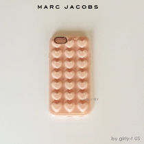 国内即発☆MARC JACOBS☆Jelly Heart iPhone 6S ケース