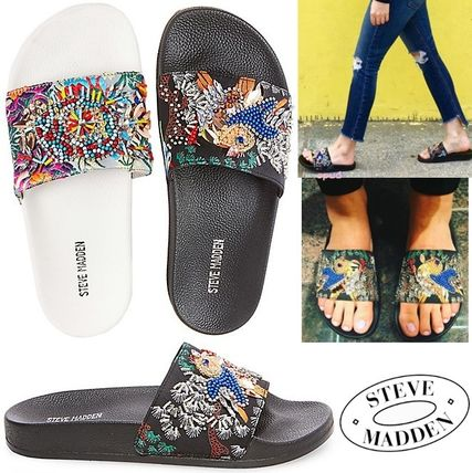 With SPARKLY Steve Madden carafldeco sposati