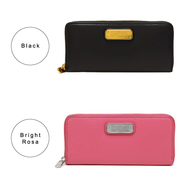 Marc by MarcJacobs NEW Q Slim Zip Around [M0005350]