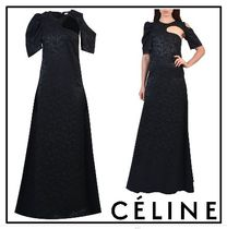 2017SS◆CELINE(セリーヌ)◇Jacquard long dress