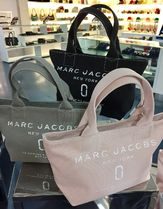 NEWロゴ[Marc Jacobs]スモールキャンバストート ハワイDFS限定