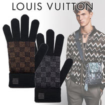 Louis Vuitton(ルイヴィトン) 手袋 Louis Vuitton ◇ プティダミエグローブ / 2色