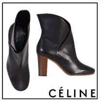 2017SS◆CELINE(セリーヌ)◇Wrap leather bootie