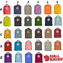 B5対応【Fjallraven】Kanken Backpack リュック mini7L 全28色
