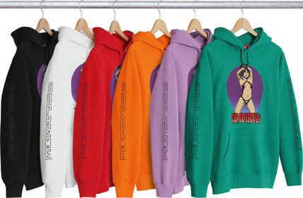 Supreme Vampirella Hooded Sweatshirt