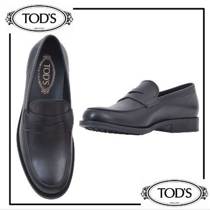 2017SS◆TOD'S トッズ◆mocassino f gomma