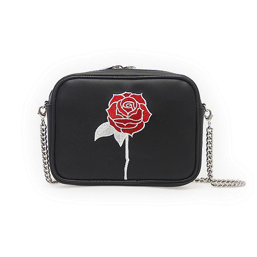 1° MINI CR - ROSE (embroidered)★国内発送