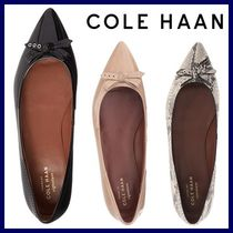 【送関込】*Cole Haan*Alice Detail Skimmerレザーフラット☆