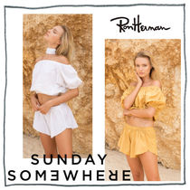 ロンハーマン取扱★大人気★SUNDAY SOMEWHERE★WILD FLOWER TOP