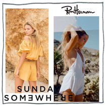 ロンハーマン取扱★大人気SUNDAY SOMEWHERE★WILD FLOWER SHORTS
