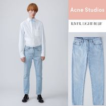 [Acne] Bla Konst River Lightblue テーパードジーンズlitブルー