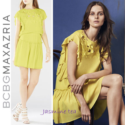 He's very GOOD SALE BCBGMAXAZRIAJadie Blossom dress
