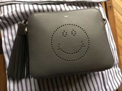 SALE Japan sold out Ahnya cute wink with Crossbody-DarkSlate