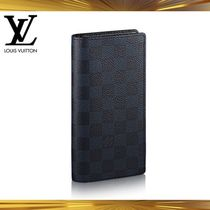 17AWルイヴィトン☆BRAZZA WALLET☆長財布・*ダミエ*・
