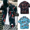 数量限定!B1A4愛用CRITIC THE MASTER KEYS PRINT SHIRTS 全2色