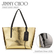 【2017 NEW】『JIMMY CHOO』TWIST EAST WEST[トートバッグ]