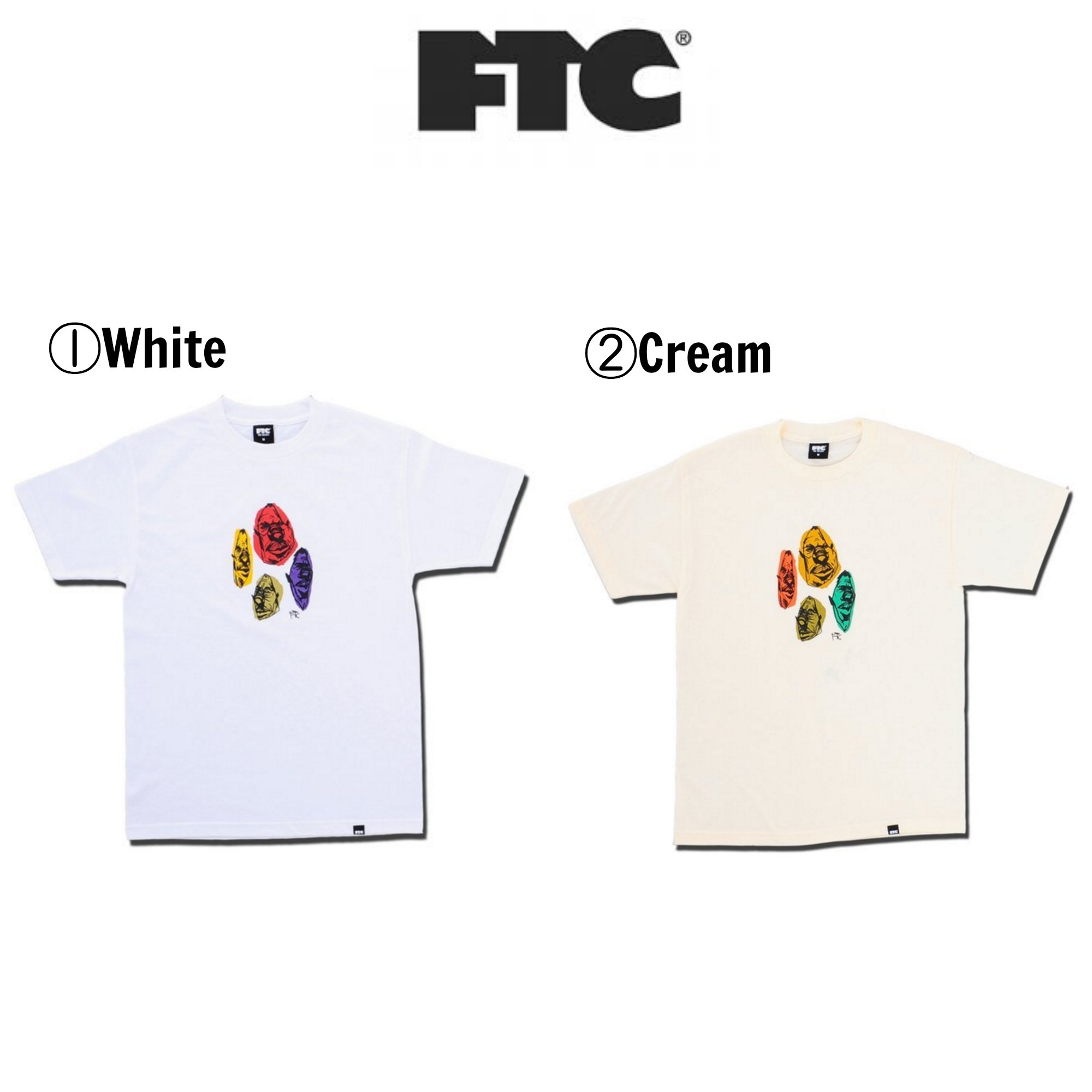 【FTC x Rich Jacobs】☆17SS新作コラボ☆Rich Jacobs for FTC