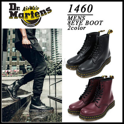SALE Dr.Martens smooth 8 hole boots